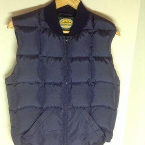 Cabela's down vest